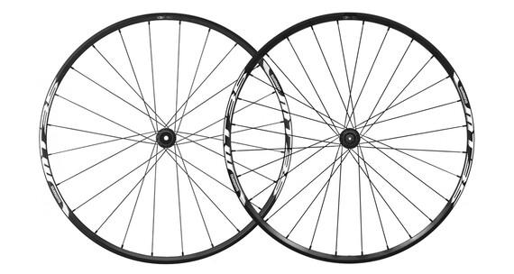 """Shimano MTB WH-MT35 Laufradsatz 27,5"""" schwarz"""